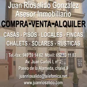 Juan Riosalido inmob