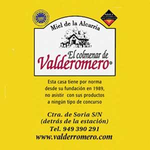 El colmenar de Valderromero